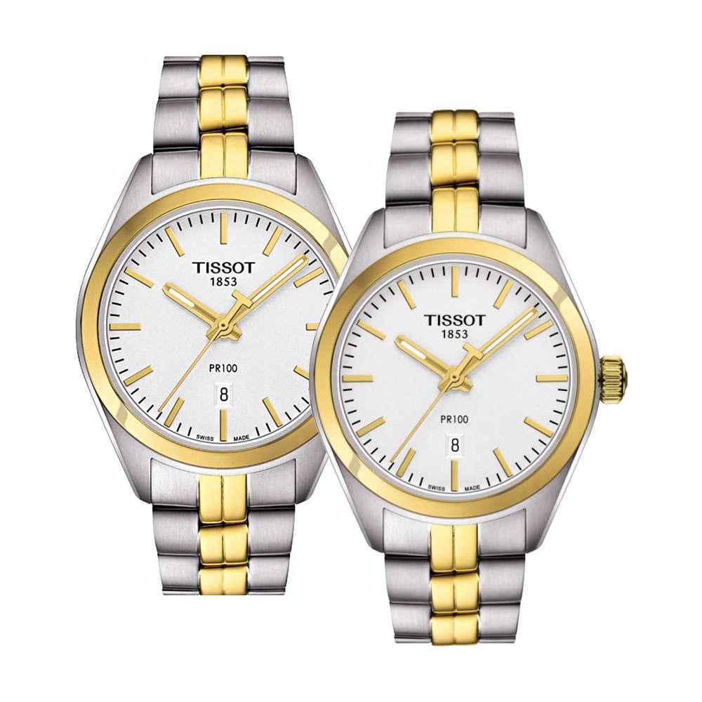 tissot-quartzpin-T101.410.22.031.00(Nam) - T101.210.22.031.00(Nữ)