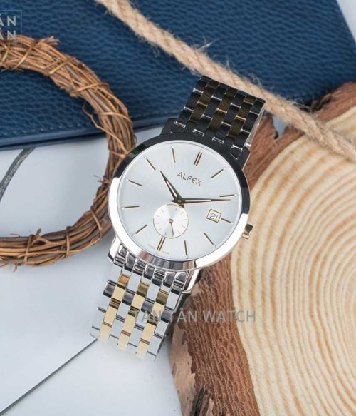 Đồng hồ Alfex 5703/041 Nam Kính Sapphire