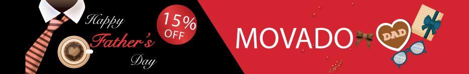 Mừng Ngày Của Cha - Mua Đồng Hồ Movado giảm ngay 15% 6