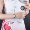 Đồng Hồ Tissot T094.210.33.116.01 Nữ Dây Lắc Kính Sapphire 30mm