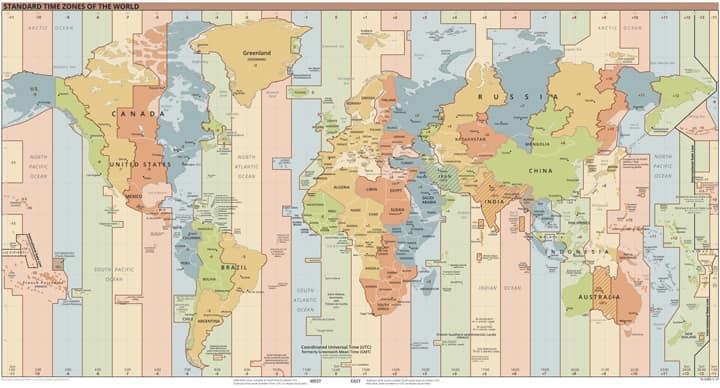 Đồng Hồ GMT Là Gì? Đồng Hồ World Time Là Gì? Cách Sử Dụng Như Thế Nào? 2