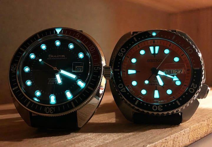 Cảm nhận, đánh giá đồng hồ Bulova Oceangrapher - Tay thợ lặn quỷ quyệt của thương hiệu Bulova 12