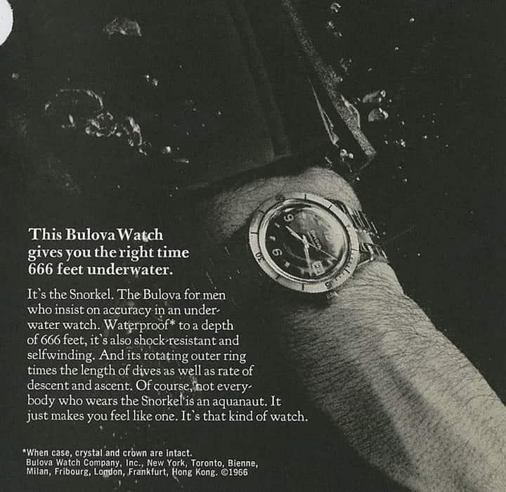 Cảm nhận, đánh giá đồng hồ Bulova Oceangrapher - Tay thợ lặn quỷ quyệt của thương hiệu Bulova 4