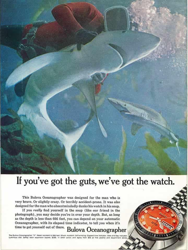 Cảm nhận, đánh giá đồng hồ Bulova Oceangrapher - Tay thợ lặn quỷ quyệt của thương hiệu Bulova 5