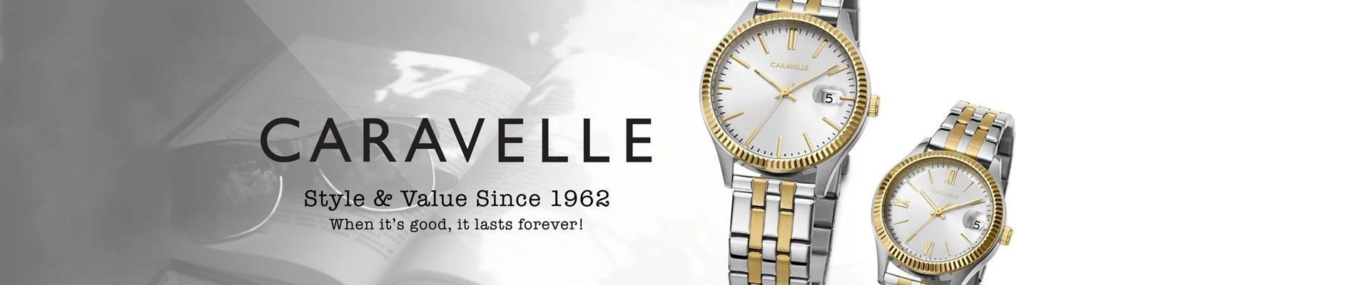 đồng hồ caravelle