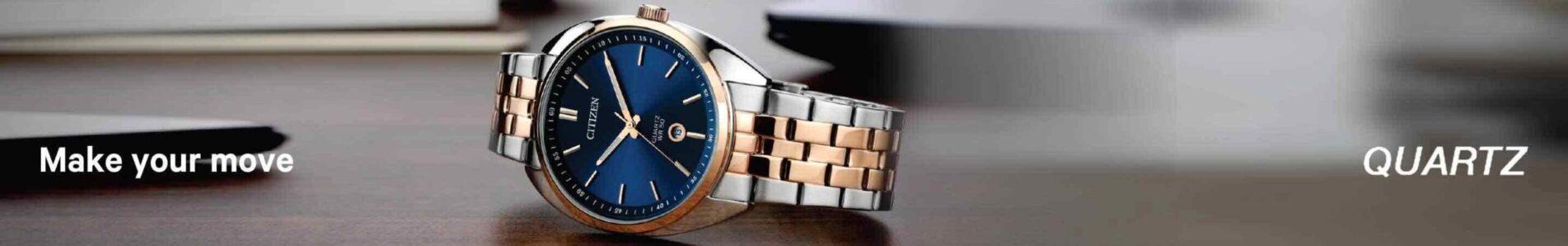 bộ sưu tập đồng hồ citizen quartz đa dạng nhất tại Tân Tân