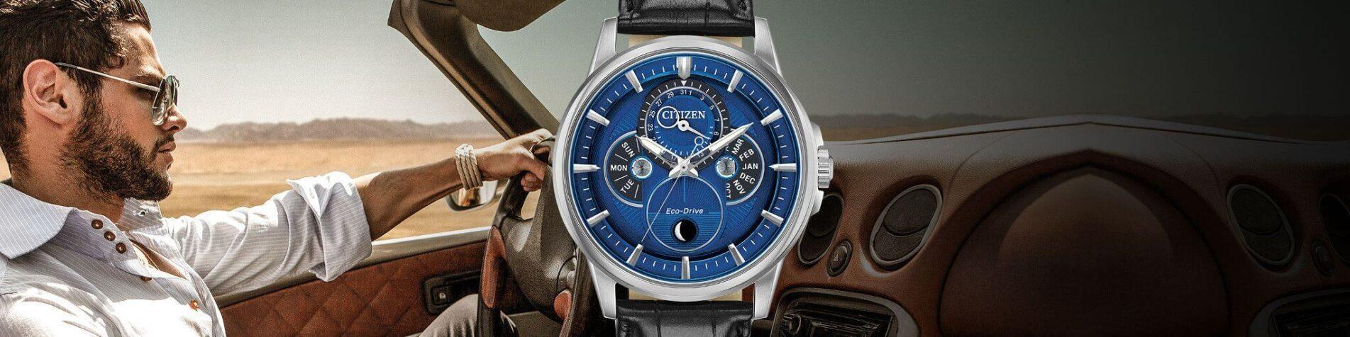 bộ sưu tập đồng hồ citizen chính hãng đa dạng nhất tại Tân Tân