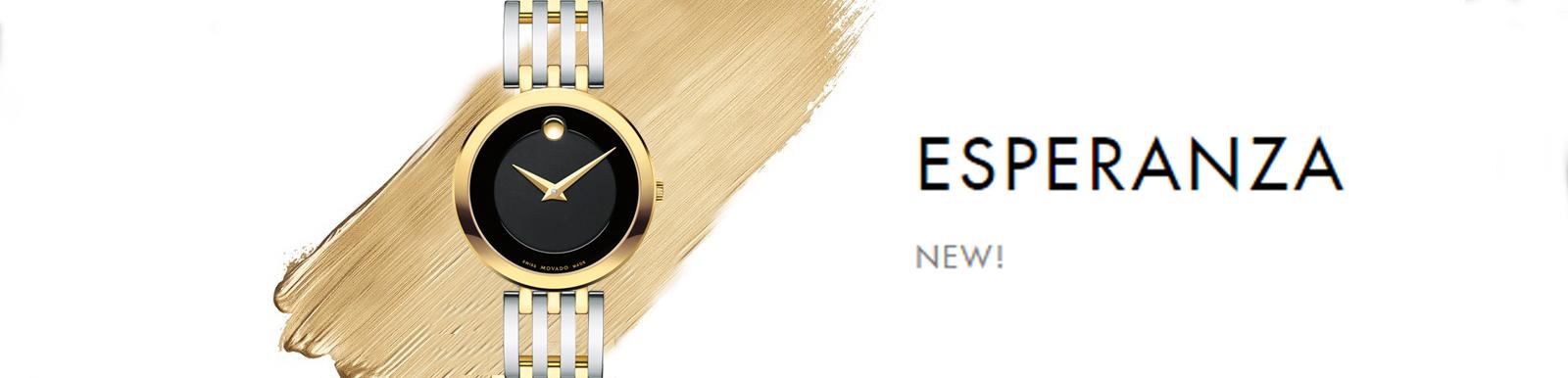 Bộ sưu tập đồng hồ Movado Modern Classic cao cấp tại Việt Nam