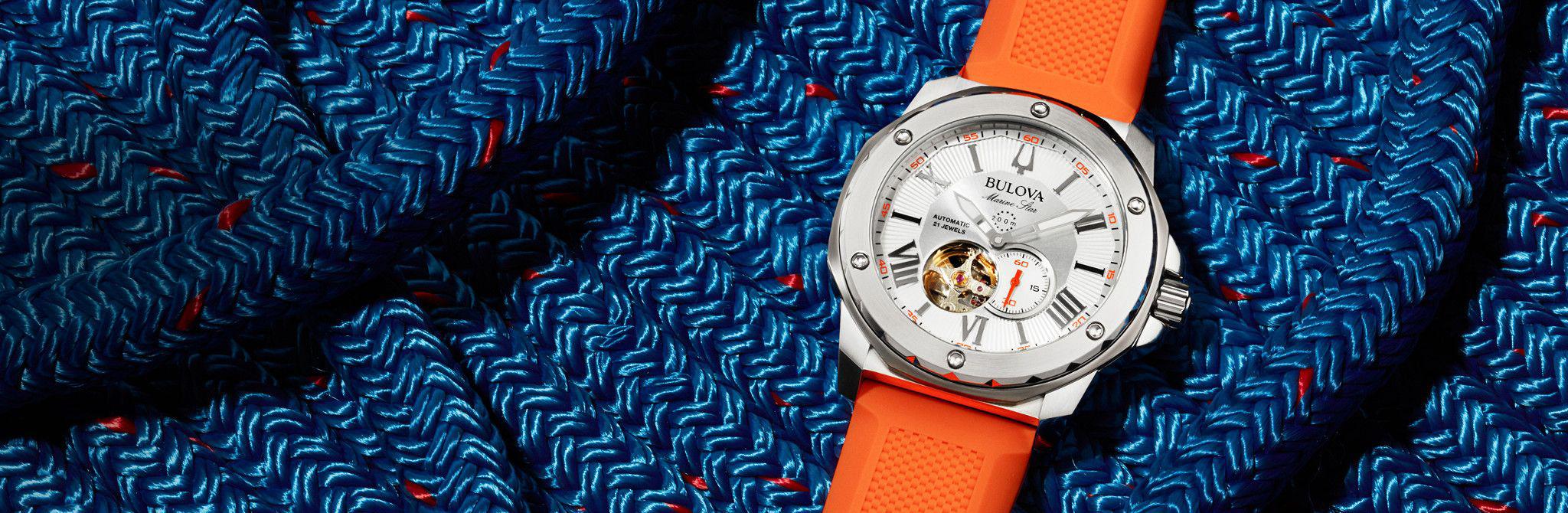 bộ sưu tập đồng hồ Bulova chính hãng đa dạng nhất tại Tân Tân