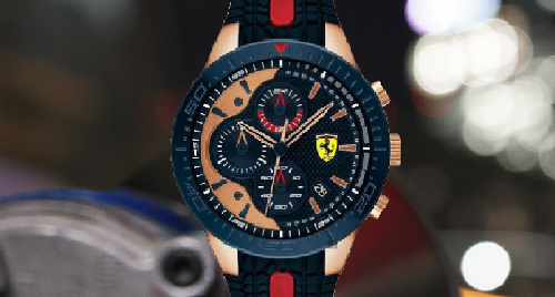 Ferrari Redrev